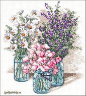 Wildflower Trio 351220 / Трио полевых цветов (США)