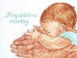 Pray Without Ceasing 024-0030 / Непрестанно молитесь