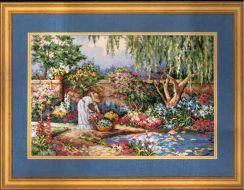 An Enchanted Garden 3780 / Зачарованный сад