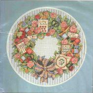 Stitchers wreath 13616 / Брошюровочный венок