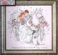 Wedding Carriage 2715 / Свадебный кортеж
