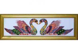 Swan Love  2336 / Лебединая любовь