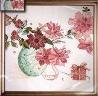 Pastel floral 2769 / Цветочная композиция в пастельных тонах
