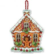 Gingerbread House Ornament 70-08917 / Орнамент Пряничный домик
