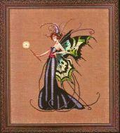 August Peridot Fairy MD-122 / Волшебница Августа