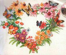 Wildflower Wreath 70-35336 / Венок из полевых цветов