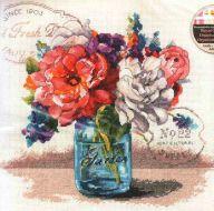 Garden Bouquet 70-35334 / Букет из садовых цветов