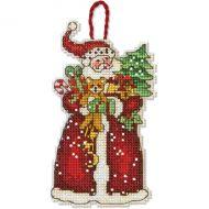 Santa Ornament 70-08895 / Орнамент Санта