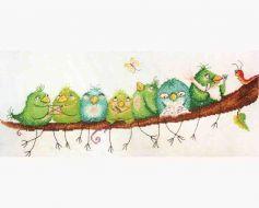 Веселые птички 15.001.22