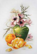 Anemones and oranges 06.002.56 / Анемоны и апельсины
