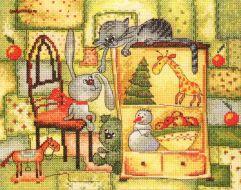Рождественское одеяло 15.001.18