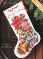 Holiday Harmony Stocking 8713 / Сапожок Праздник Согласия