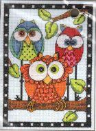 Owl Trio 70-65159 / Трио сов