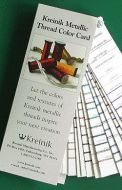 Kreinik Color Card B1950 / Карта Крейник