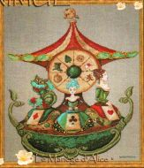 Le Manege d'Alice ( Alice's Carousel ) 102-L001 K / Карусель Алисы
