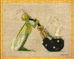 La Pipe ( The Pipe) 4-A004 K / Курительная трубка