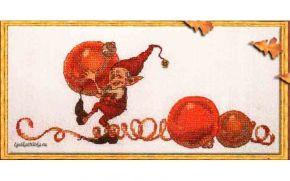 1,2,3,... Noel! ( 1,2,3,...Christmas!) 150-A051 K / 1,2,3 Рождество