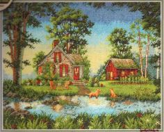 Summer Cottage 70-35340 / Летний домик