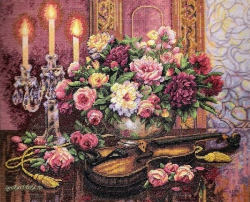 Romantic Floral 35185 / Романтический букет