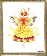 Buttercup Pixie Blossoms Collection NC-195 / Фея Лютик