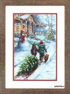 Christmas Tradition 70-08960 / Рождественская традиция