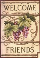 Welcome Friends 13733 / Добро пожаловать, друзья