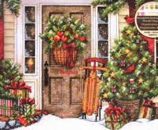 Home for the Holidays 70-08961 / Домой на праздники