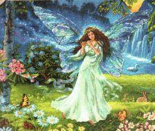 Spring Fairy 70-35354 / Весенняя фея