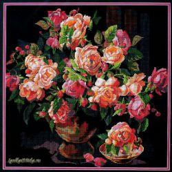 Classic Roses 45474 / Классические розы