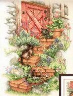 Garden Steps 70-35362 / Шаги в саду