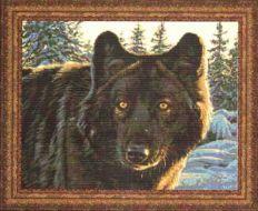 Black Wolf 98563 / Черный волк