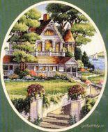 Lovely Victorian Home 3874 / Милый викторианский дом