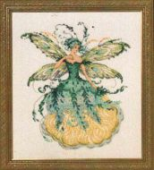 March Aquamarine Fairy MD-159  / Мартовская аквамаринская фея