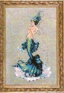 Aphrodite Mermaid MD-144 / Русалочка Афродита (схема)
