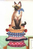 Cat Lady 70-35367 / Леди кошка