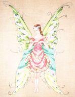 Fairy Roses NC-1 / Фея роз (схема)