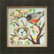 Spring Robin MH14-5103 / Весенняя малиновка