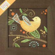 Yellow Bird DM30-1812 / Желтая птица