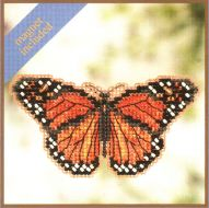 Monarch Butterfly MH18-2105 / Бабочка-монарх