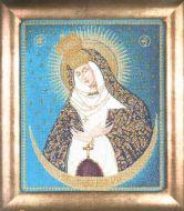 Our Lady of the Gate of Dawn 530 А / Остробрамская икона Божией Матери