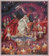Scarlet Wizard 35141 / Багровый Волшебник