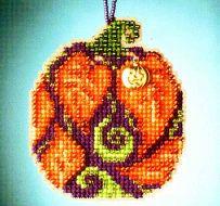 Autumn Pumpkin MH16-2021 / Осенняя тыква