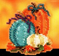 Pumpkin Trio MH18-2026 / Тыквенное трио