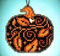 Glowing Pumpkin MH16-2023 / Светящаяся тыква