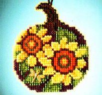 Sunflower Pumpkin MH16-2022 / Тыква подсолнух