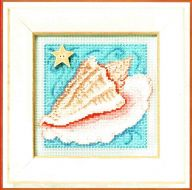Conch Shell MH14-0102 / Раковина