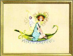 Pond Lily NC-263 / Прудовая лилия