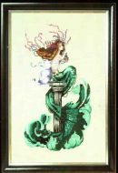 Mermaid Perfume MD-173 / Духи русалочки (схема)