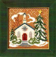 Country Church MH14-6302 / Деревенская церковь