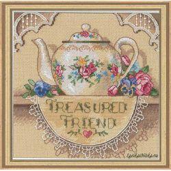 Treasured Friend Teapot 6904 / Чайник для дорогого друга